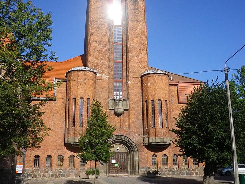 Tartu Pauluse kiriku renoveerimine