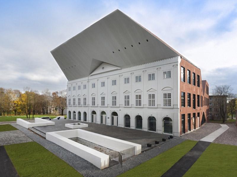 Akustiline krohv – Tartu Ülikooli Narva Kolledž