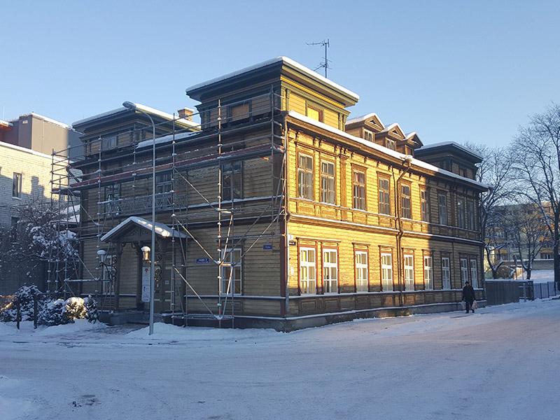 Siseviimistlustööd – Eesti Seksuaaltervise Liidu büroo