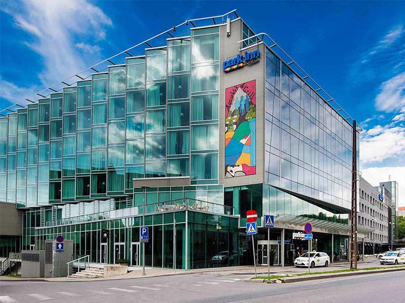 Meriton Conference & Spa Hotel, Paldiski maantee 4, Tallinn