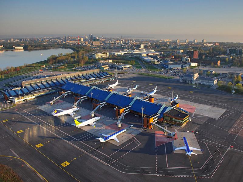 Eesti, Tallinn, Lennujaama tee 2, Terminal B