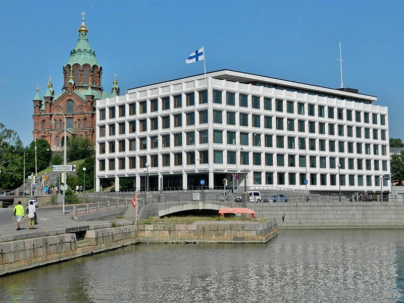 Soome, Helsinki, Stora Enso